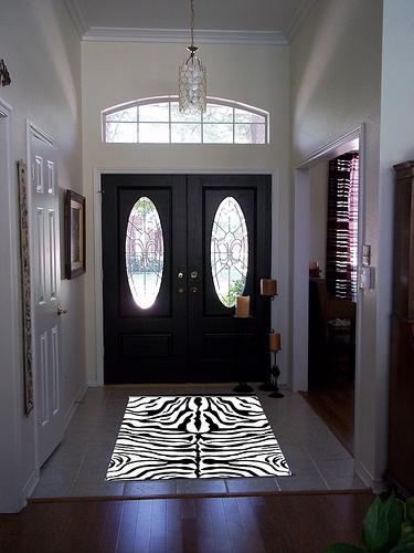 entry with ebay zebra