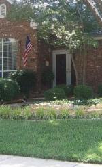 front door before 1