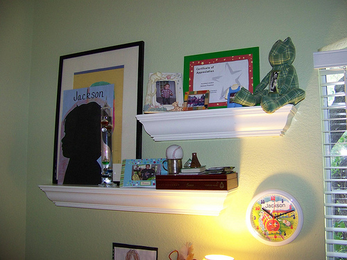jack shelves before