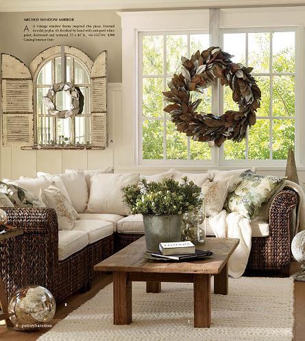pb wreath room
