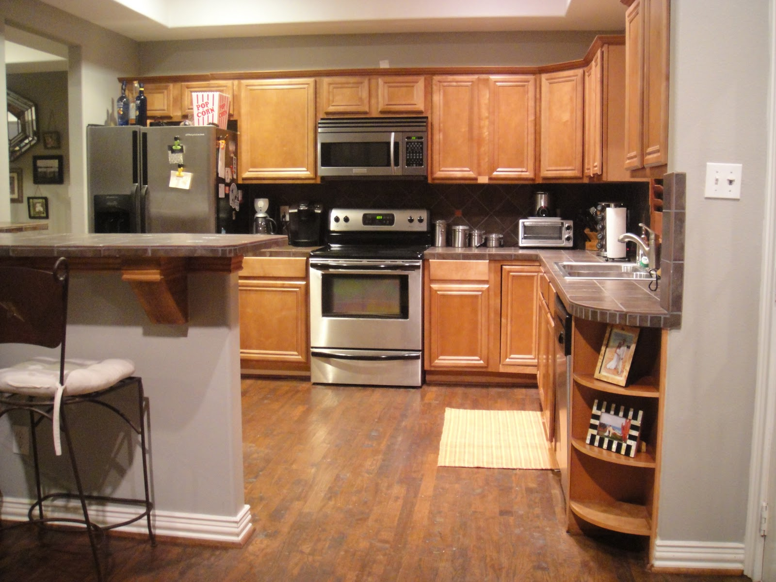 Guest post emily at a well dressed home hi sugarplum for Competitive kitchen designs