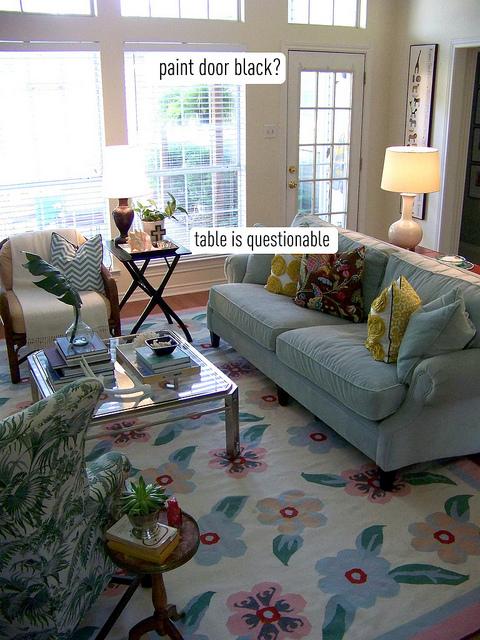 living room plan