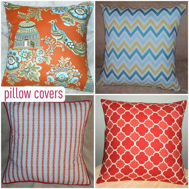 diy pillow collage