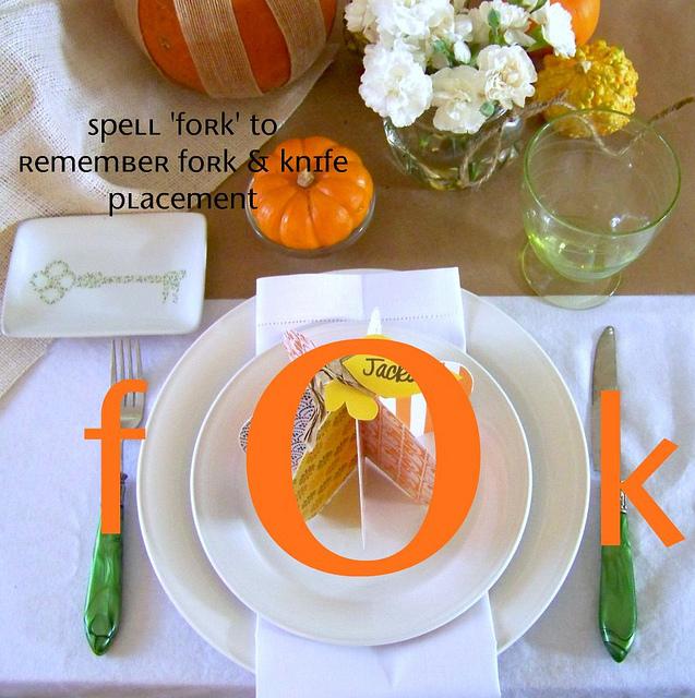 fork method