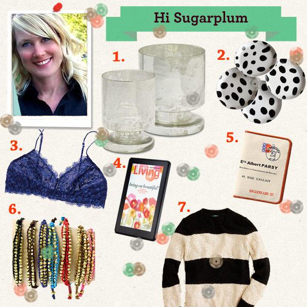 This girl gets around hi sugarplum Hi sugarplum