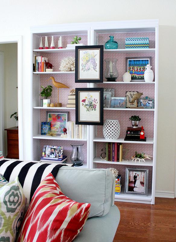 Freeman bookshelves 2
