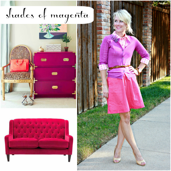 Magenta Outfit