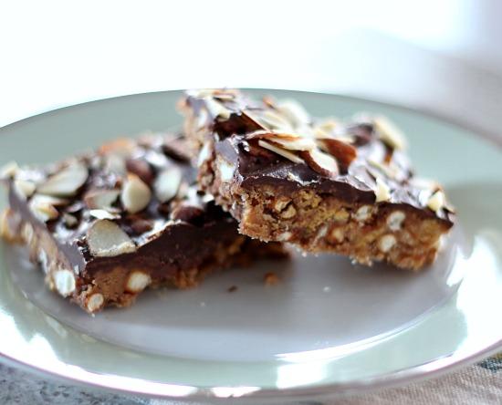 Chocolate Frito Bars from Hi Sugarplum
