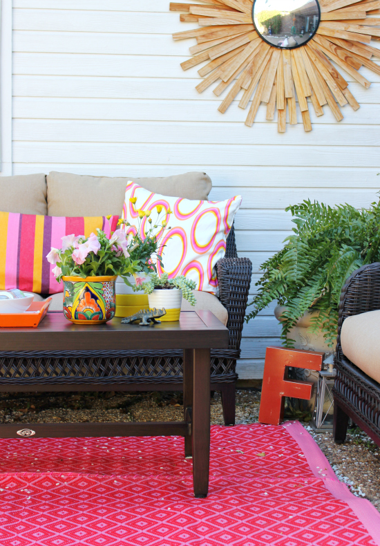 Home Depot Challenge Patio Reveal Hi Sugarplum