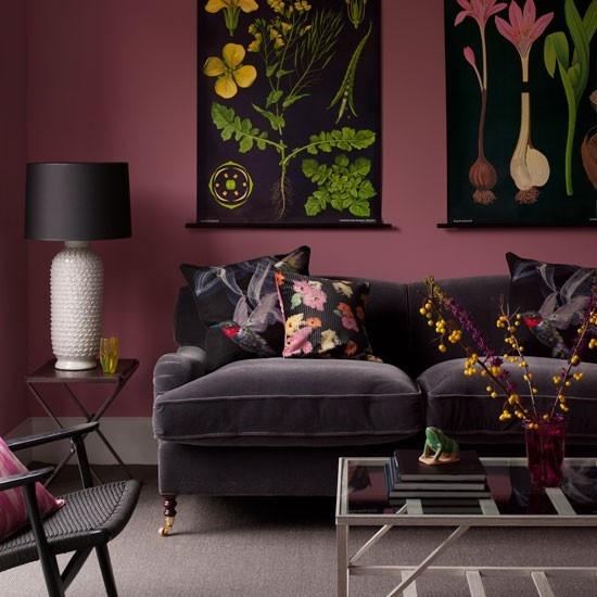 Hi Sugarplum | Black & Florals