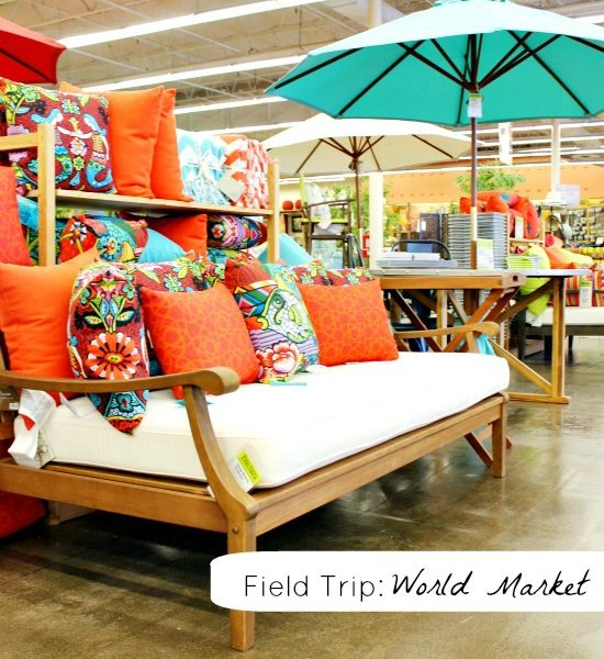 {Field Trip} Williams Sonoma Outlet