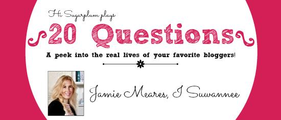 20 Questions- Jamie
