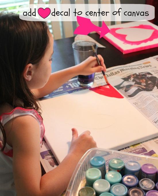 Hi Sugarplum | Easy Kid Art