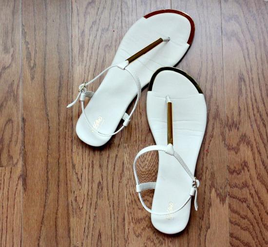 Hi Sugarplum   Favorite Summer Sandals
