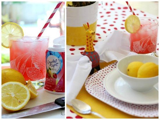Hi Sugarplum   Cheery Summer Table