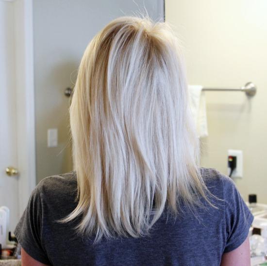 Hi Sugarplum | Angled Bob Haircut