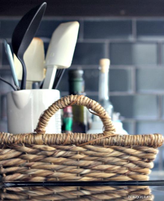 Hi Sugarplum | Organized Kitchen Counters