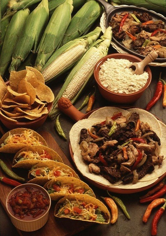 """""""A delicious selection of Mexican food.""""   Learn more about Mexico, its business, culture and food by joining ANZMEX http://www.anzmex.org.au OR like our facebook page http://www.facebook.com/ANZMEX"""
