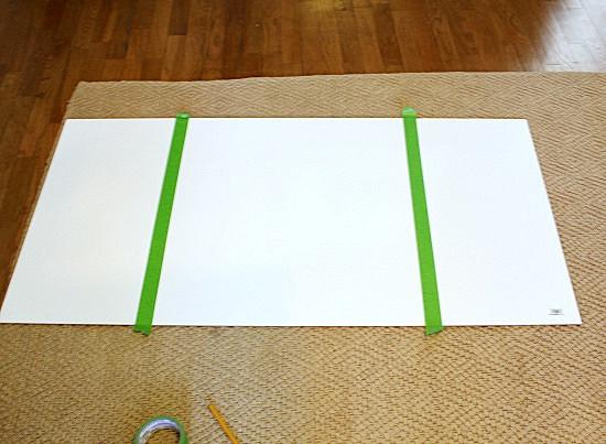 Hi Sugarplum | Oversized Wall Calendar Board
