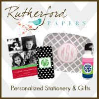 Hi Sugarplum | Rutherford Papers ad