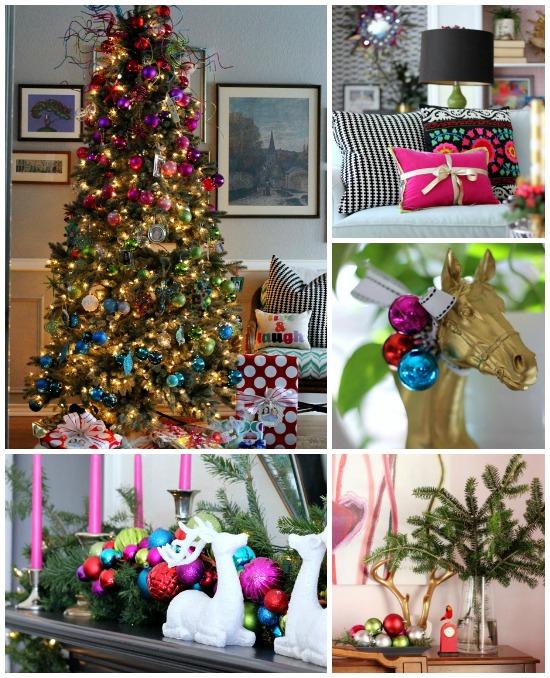 Hi Sugarplum | Christmas House Tour