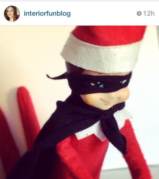 Hi Sugarplum | Elf on a Shelf
