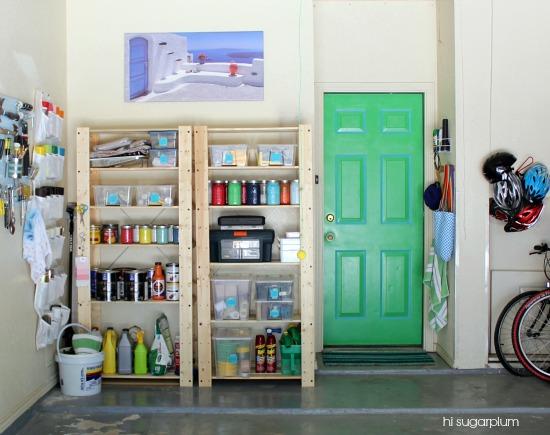 Hi Sugarplum | Happy Organized Garage