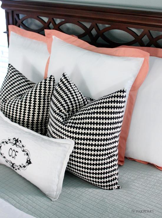 Hi Sugarplum | Crane & Canopy Bedroom Update