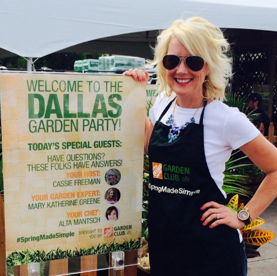 The Dallas Garden Party