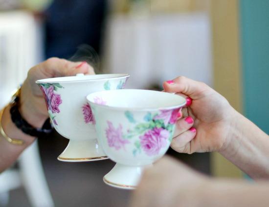 Hi Sugarplum | Mother's Day Tea