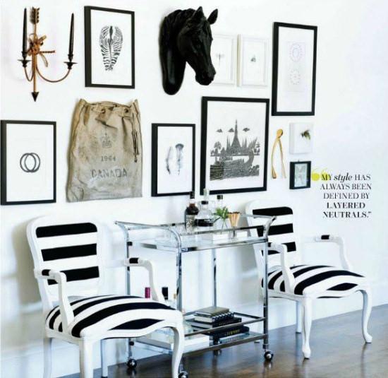Hi Sugarplum | {Outfit Inspiration} Fuchsia & White