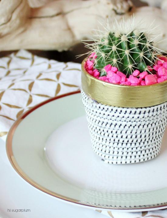 Hi Sugarplum | Succulent Pot