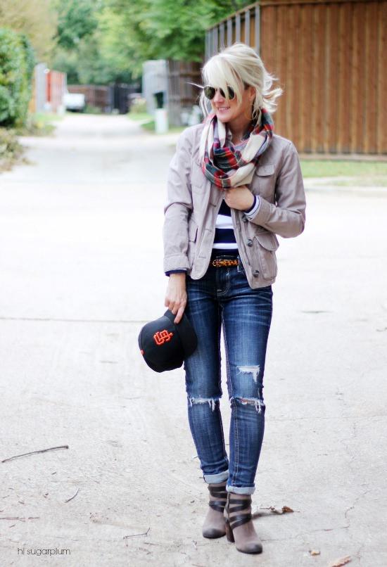 Hi Sugarplum   {5 Ways} to Wear Fall Boots