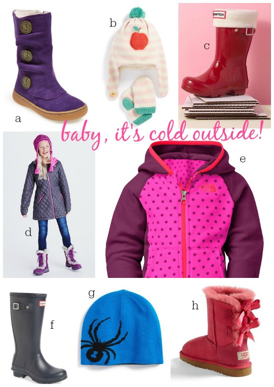 Hi Sugarplum   Kids Cold Weather Gear