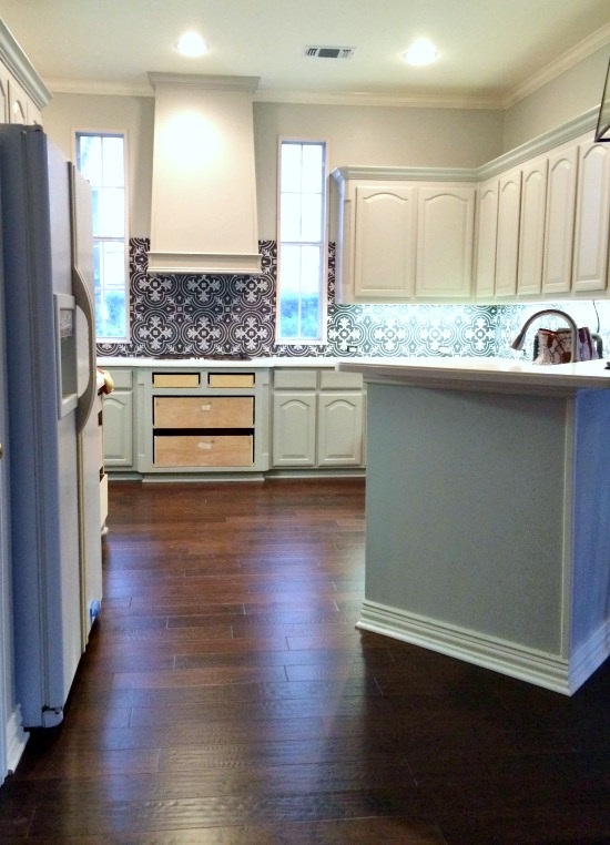 how to clean hardwood floors in new house