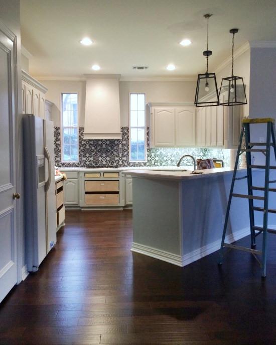 Hi Sugarplum   Kitchen Renovation Progress