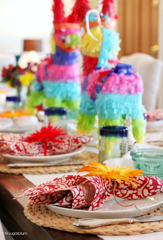 Hi Sugarplum   Cinco de Mayo table