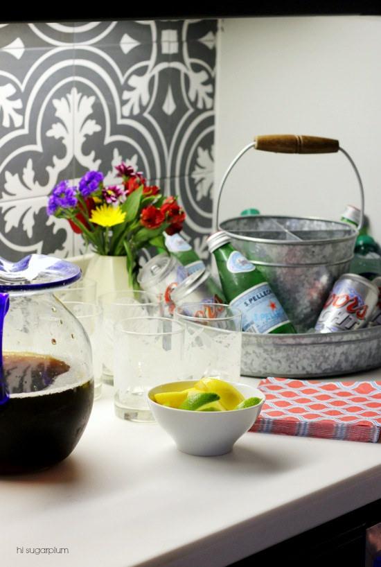 Hi Sugarplum | Cinco de Mayo table