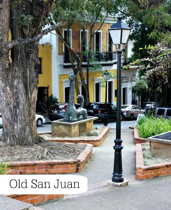 Hi Sugarplum   Trip Report: Old San Juan