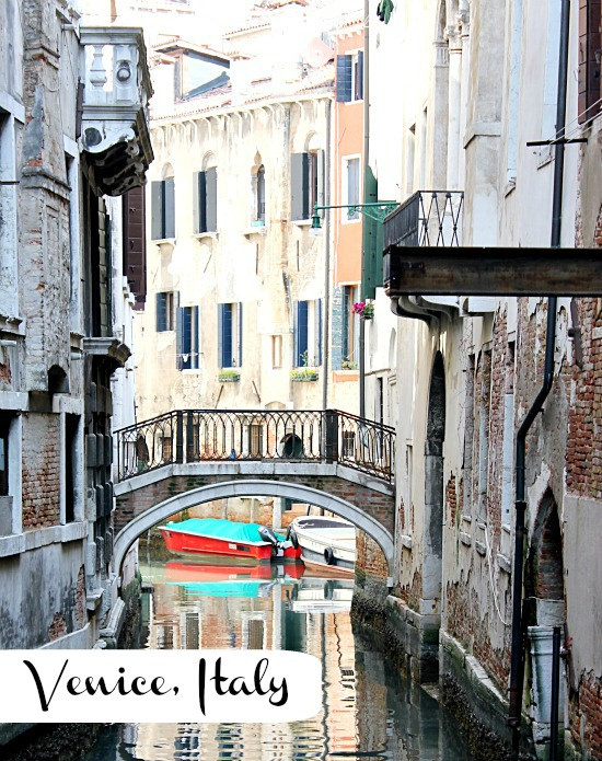 Hi Sugarplum   {Trip Report} Venice, Italy