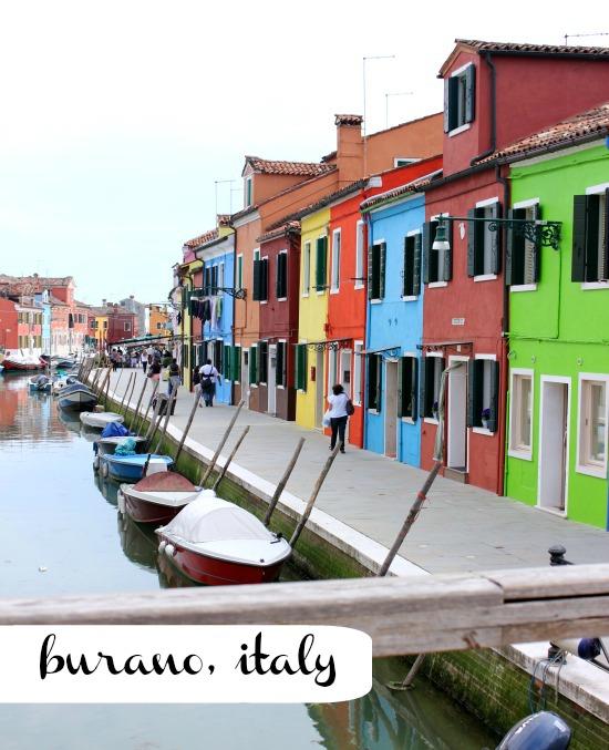 Hi Sugarplum   {Trip Report} Burano, Italy