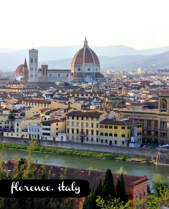Hi Sugarplum   Trip Report: Florence, Italy