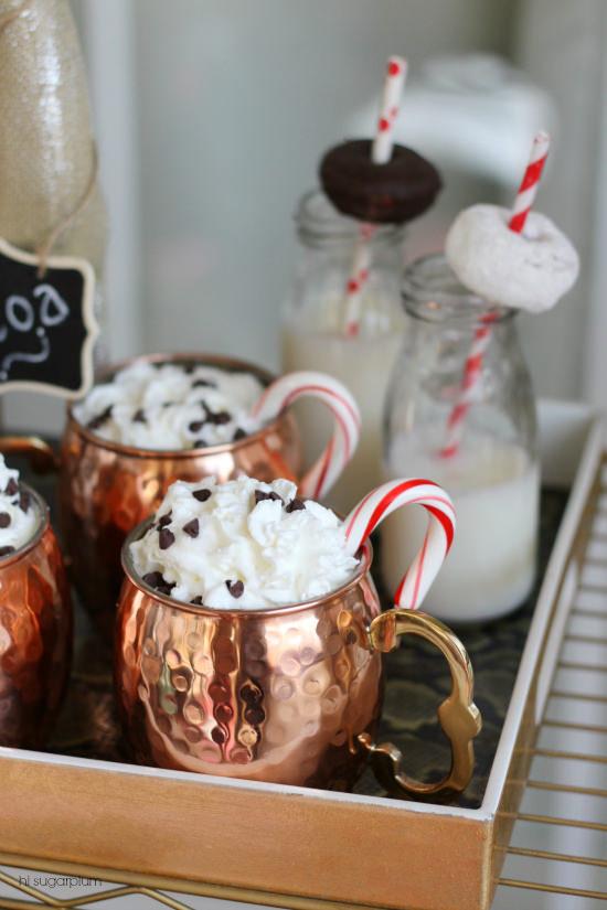 Hi Sugarplum   Cocoa & Cocktails Party