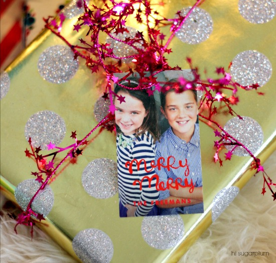 Hi Sugarplum | Gift Tags
