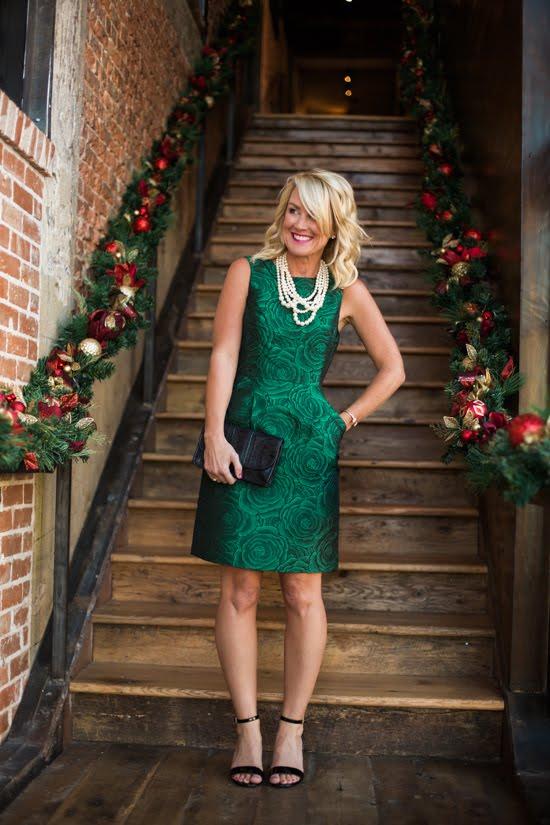 Christmas Green Dress.Holiday Dresses Need More Green Hi Sugarplum