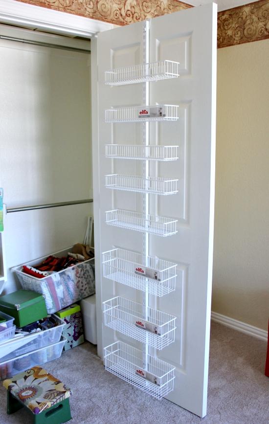 Hi Sugarplum   Organized Craft Supplies & Gift Wrap