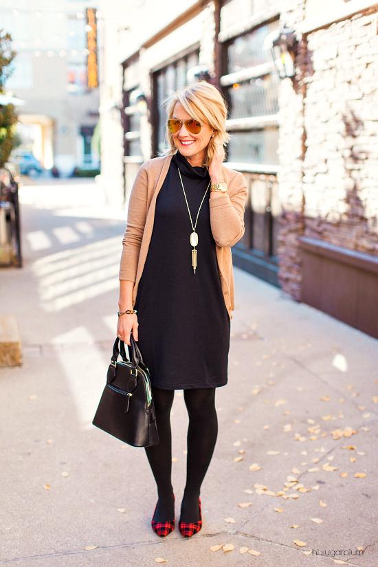 Hi Sugarplum | Little Black Dress Now & Later