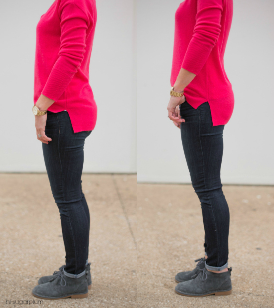 {Sugarplum Style Tip} Say Hello to Longer Legs