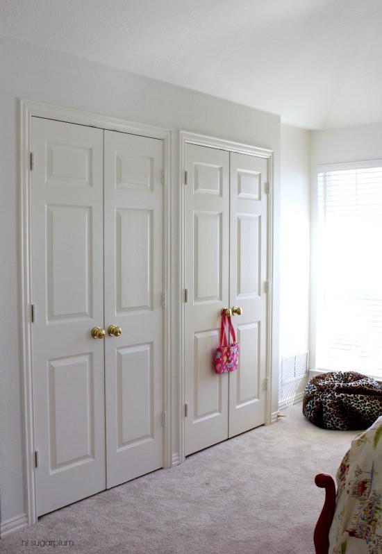 Hi Sugarplum | Girls Room Makeover