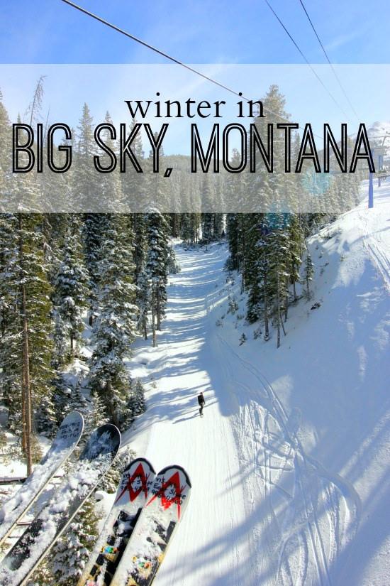 Trip Report} Big Sky, Montana | hi Sugarplum!